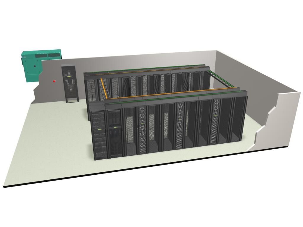 Small Server Room Cooling Solutions